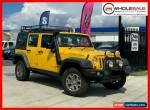 2007 Jeep Wrangler JK Unlimited Rubicon Softtop 4dr Man 6sp 4x4 3.8i [Mar] M for Sale